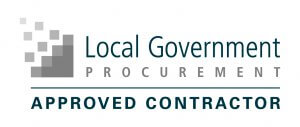 LGP approved contractor logo